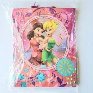 Hallmark Disney Fairies Lot of 16 Gift Bags Sacks